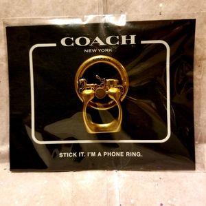 Coach Phone Ring